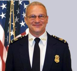 Phil Robinson, Fire Department Chief